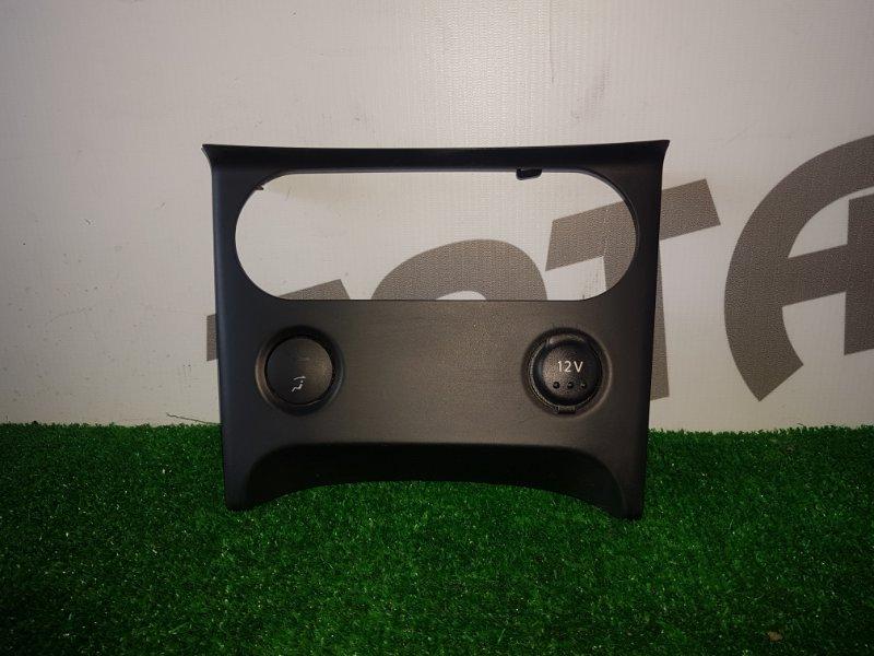 Консоль климат-контроля Nissan Dualis NJ10 MR20DE 2008 (б/у)