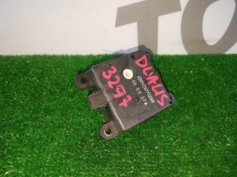 Сервопривод заслонок печки Nissan Dualis NJ10 MR20DE 2008 (б/у)