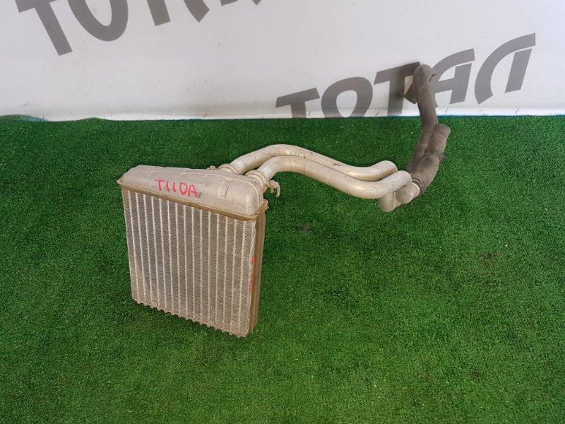Радиатор печки Nissan Tiida Latio SNC11 HR15DE (б/у)