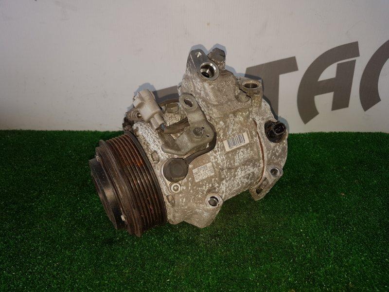 Компрессор кондиционера Toyota Vanguard GSA33W 2GRFE 2007 (б/у)