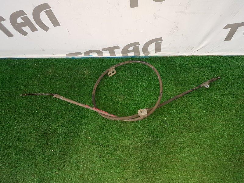 Трос ручника Nissan R'nessa PNN30 KA24DE 2000 задний левый (б/у)