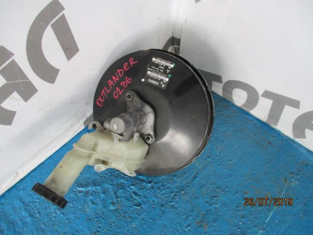 Главный тормозной цилиндр Mitsubishi Outlander CW6W 6B31 2007 (б/у)