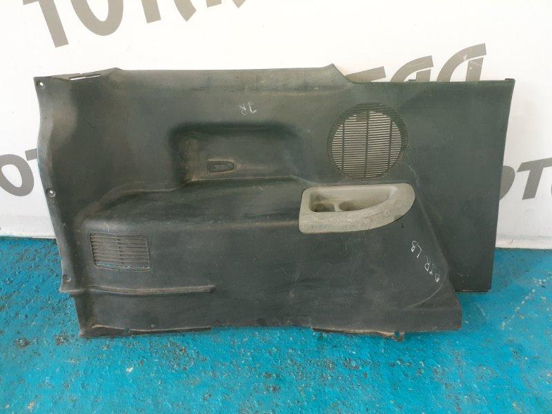 Обшивка багажника Mitsubishi Pajero Junior H57A 4A31 левая (б/у)