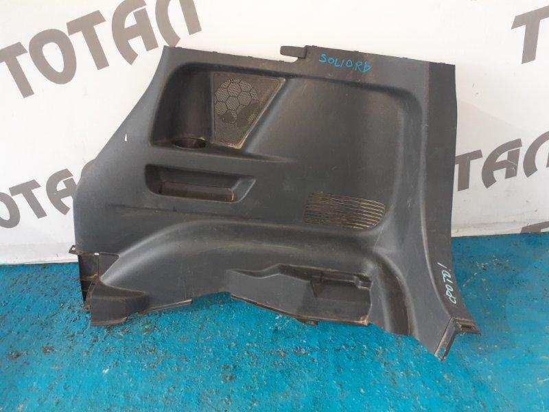 Обшивка багажника Suzuki Solio MA15S K12B правая (б/у)