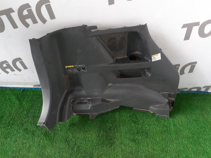 Обшивка багажника Suzuki Solio MA15S K12B левая (б/у)