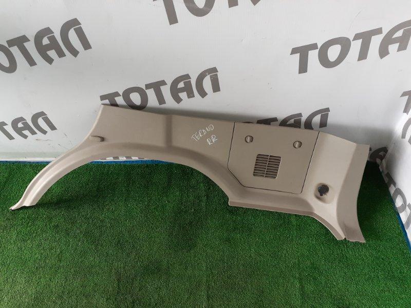 Обшивка багажника Nissan Terrano JLR50 правая (б/у)