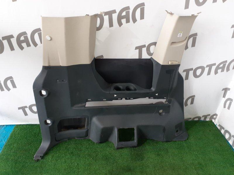 Обшивка багажника Mitsubishi Delica D5 CV5W 4B12 задняя левая (б/у)