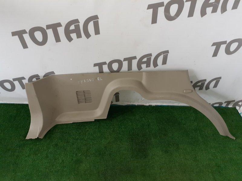 Обшивка багажника Nissan Terrano Regulus JRR50 задняя левая (б/у)