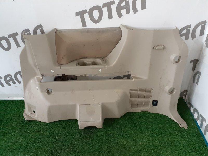 Обшивка багажника Mitsubishi Delica D5 CV5W 4B12 задняя правая (б/у)
