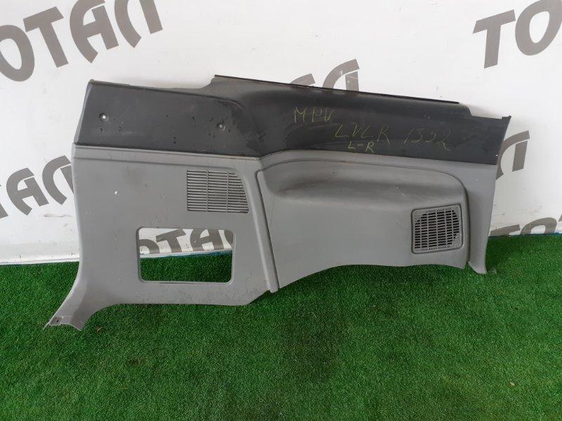 Обшивка багажника Mazda Mpv LVLR WLT задняя левая (б/у)