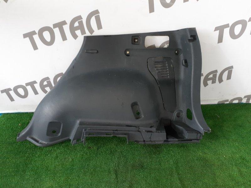 Обшивка багажника Toyota Rav4 ACA31 2AZFE задняя правая (б/у)