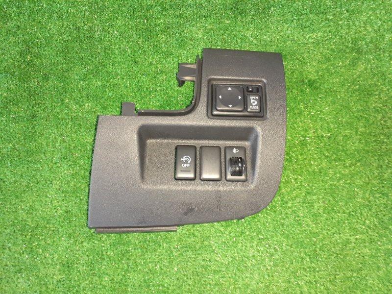 Блок управления зеркалами Nissan Latio N17 HR12DE 2013 (б/у)