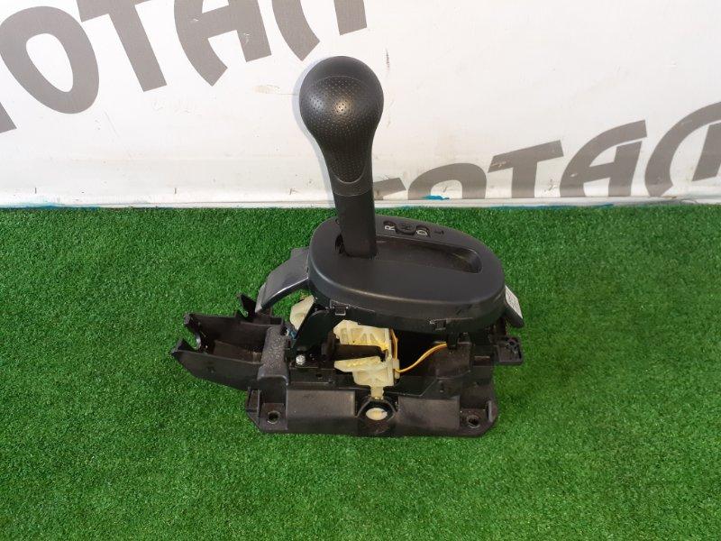 Рычаг переключения кпп Nissan Latio N17 HR12DE 2013 (б/у)