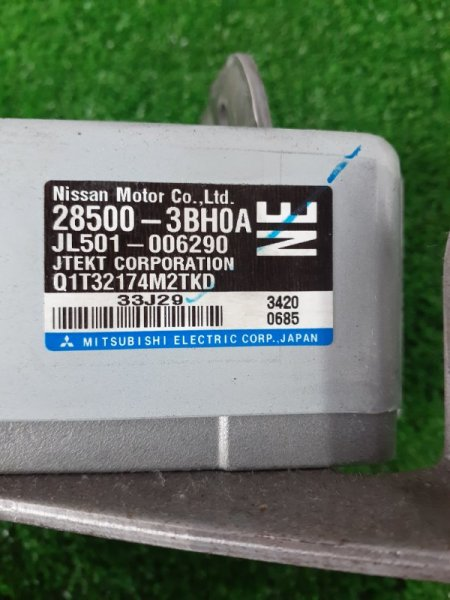 Блок управления рулевой рейкой Nissan Latio N17 HR12DE 2013 (б/у)