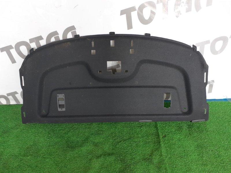 Полка багажника Nissan Latio N17 HR12DE 2013 (б/у)