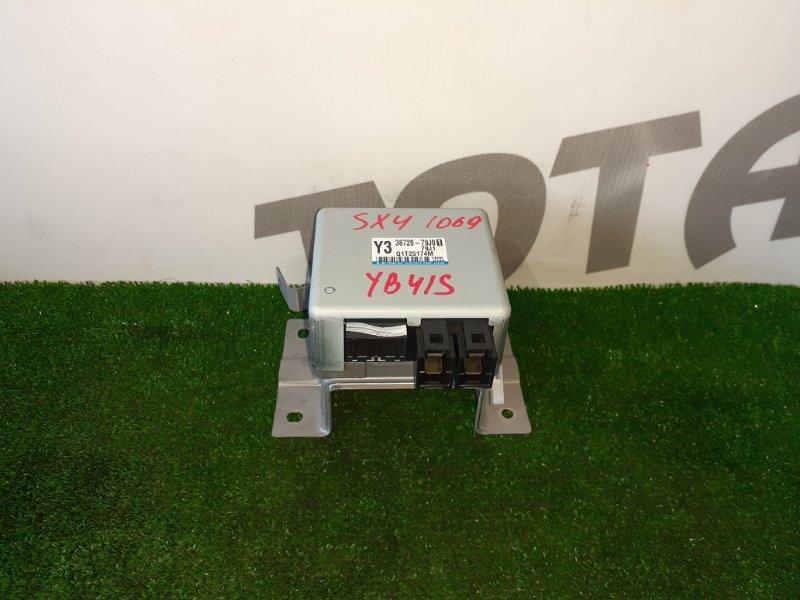 Блок управления рулевой рейкой Suzuki Sx4 YB41S J20A 2007 (б/у)