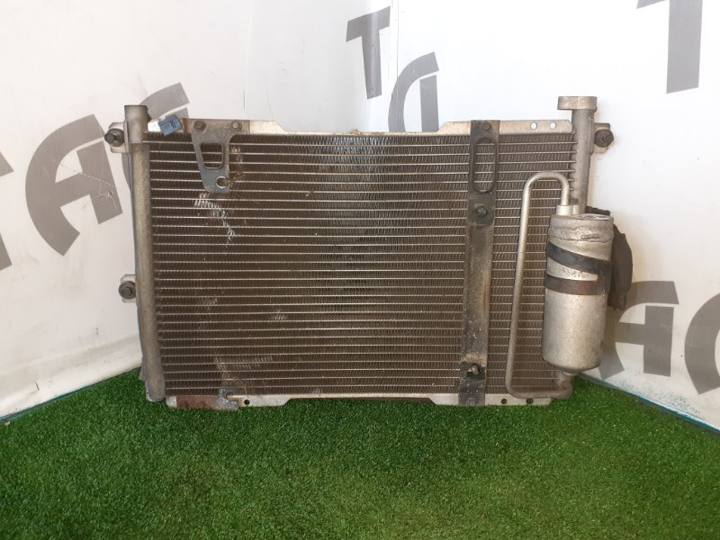 Радиатор кондиционера Suzuki Jimny Wide JB33W G13B 2000 (б/у)