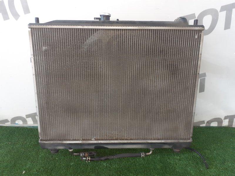 Радиатор двс Mitsubishi Pajero V97W 6G75 2006 (б/у)