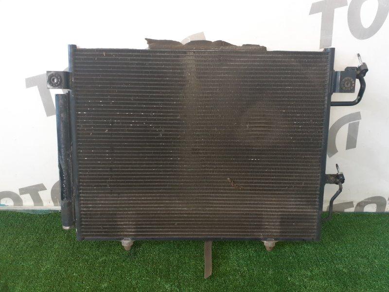 Радиатор кондиционера Mitsubishi Pajero V97W 6G75 2006 (б/у)