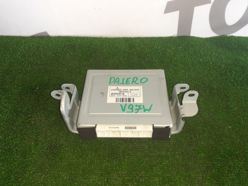 Электронный блок Mitsubishi Pajero V97W 6G75 2006 (б/у)