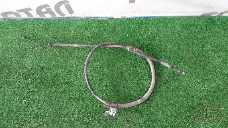 Трос ручника Nissan R'nessa PNN30 KA24DE 1997 задний правый (б/у)