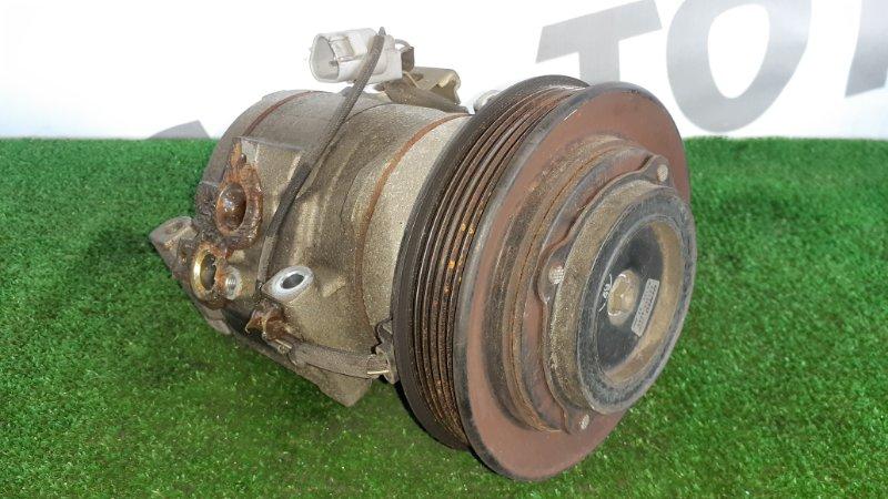 Компрессор кондиционера Toyota Allion ZZT245 1ZZFE 2004 (б/у)