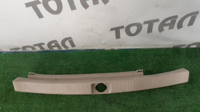 Планка под замок 5-й двери Toyota Vista Ardeo SV55 3SFE 1998 (б/у)