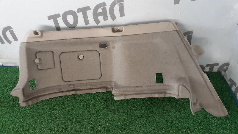 Обшивка багажника Toyota Vista Ardeo SV55 3SFE 1998 левая (б/у)