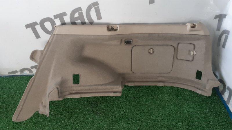 Обшивка багажника Toyota Vista Ardeo SV55 3SFE 1998 правая (б/у)