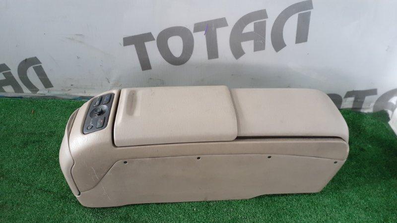Бардачок между сиденьями Toyota Vista Ardeo SV55 3SFE 1998 (б/у)