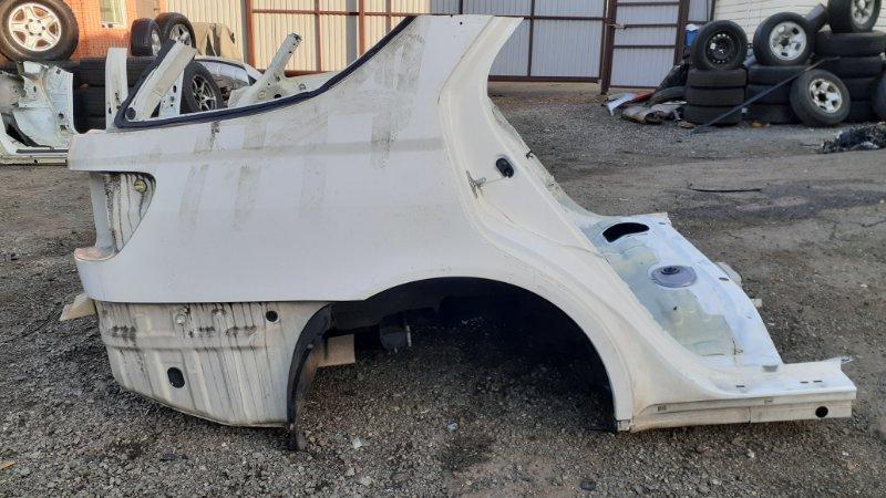 Крыло Toyota Vista Ardeo SV55 3SFE 1998 заднее правое (б/у)