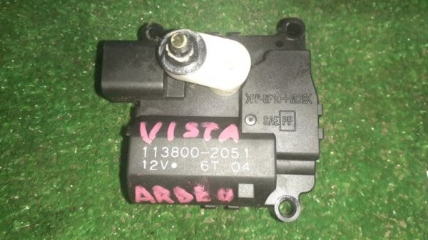 Сервопривод заслонок печки Toyota Vista Ardeo SV55 3SFE 1998 (б/у)