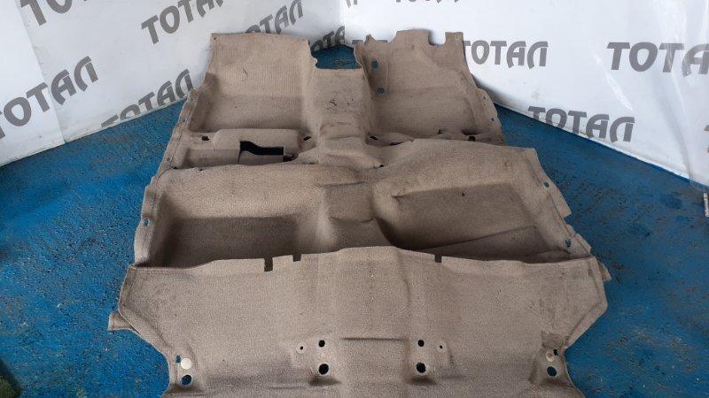 Обшивка пола Toyota Vista Ardeo SV55 3SFE 1998 (б/у)