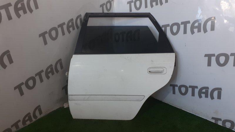 Дверь Toyota Caldina ST210 3SFE 1998 задняя левая (б/у)