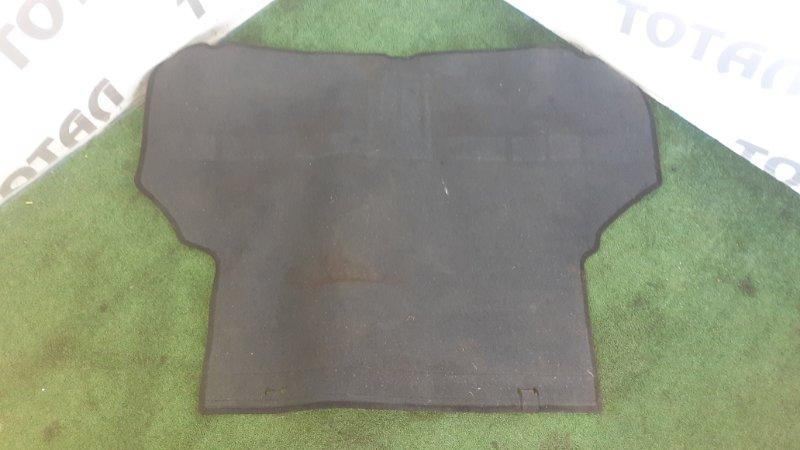 Обшивка багажника Toyota Caldina ST210 3SFE 1998 нижняя (б/у)