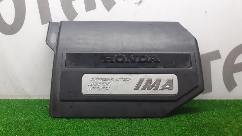 Декоративная крышка двигателя Honda Civic FD3 LDA 2008 (б/у)