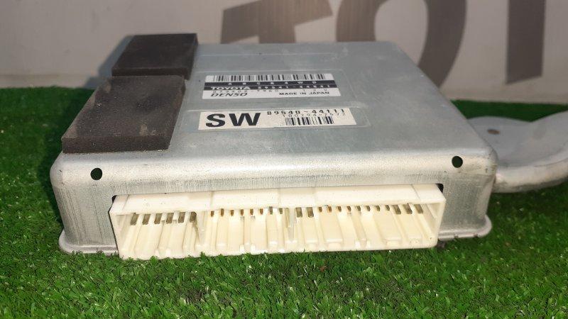 Блок управления 4wd Toyota Nadia SXN15H 3SFE 2000 (б/у)