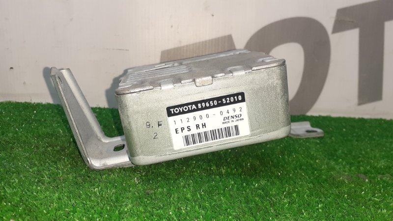 Блок управления рулевой рейкой Toyota Sienta NCP85 1NZFE 2004 (б/у)