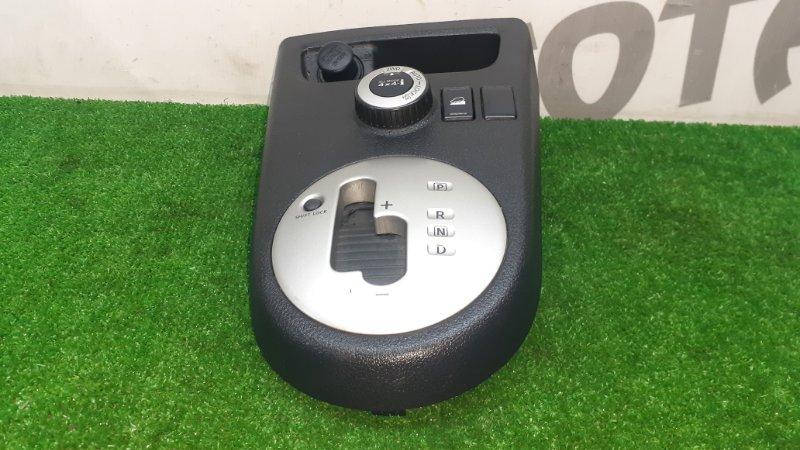 Консоль кпп Nissan X-Trail NT31 MR20DE 2007 (б/у)