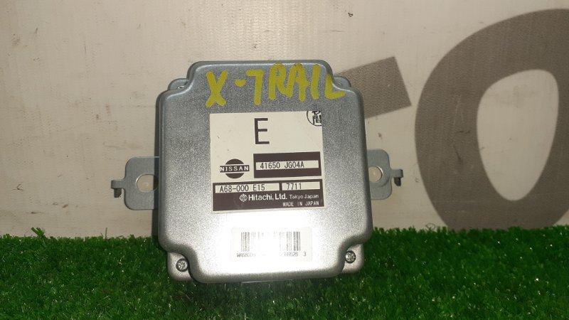 Блок управления 4wd Nissan X-Trail TNT31 QR25DE 2007 (б/у)