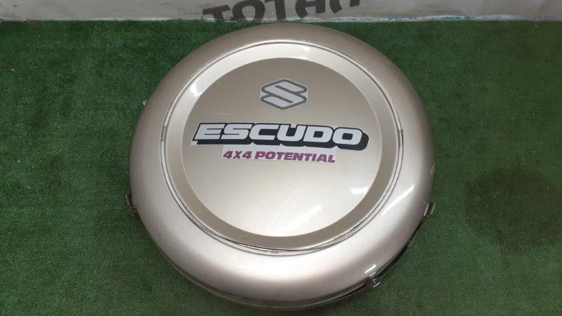 Колпак запасного колеса Suzuki Escudo TA51W J20A 1996 (б/у)