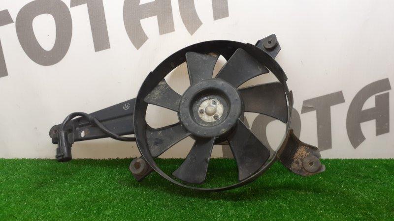 Вентилятор радиатора кондиционера Mazda Mpv LVLR WLT (б/у)