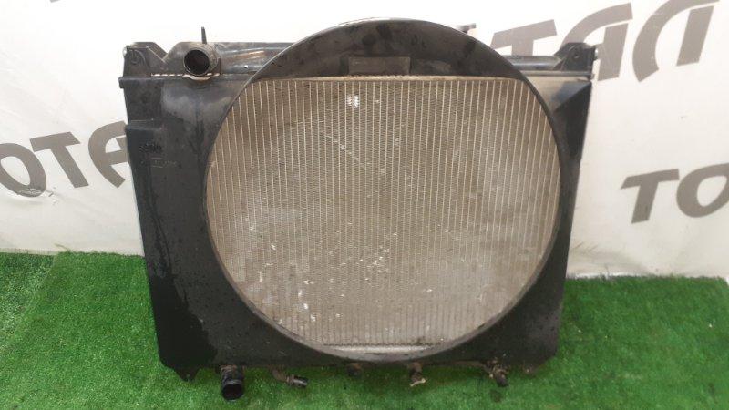 Радиатор двс Suzuki Grand Escudo TX92W H27A 2003 (б/у)