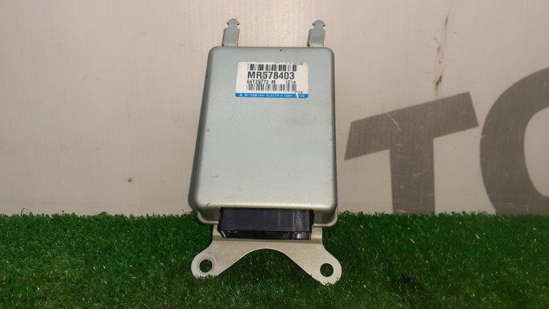 Электронный блок Mitsubishi Pajero V75W 6G74 2001 (б/у)