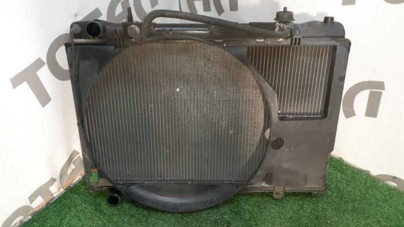 Радиатор двс Nissan Laurel SC34 RD28 1996 (б/у)