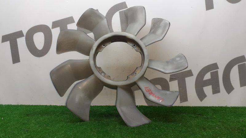 Крыльчатка вентилятора Nissan Laurel SC34 RD28 1996 (б/у)