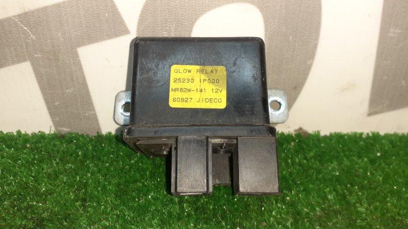 Реле накала Nissan Laurel SC34 RD28 1996 (б/у)