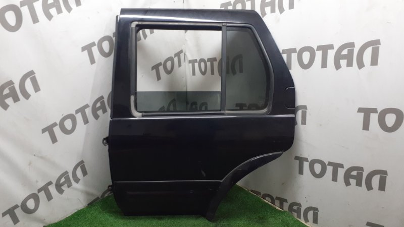 Дверь Nissan Terrano Regulus JLR50 QD32TI 1997 задняя левая (б/у)