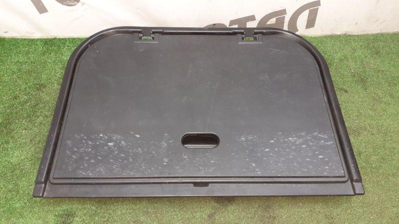 Обшивка багажника Nissan Terrano Regulus JRR50 QD32TI 1997 нижняя (б/у)