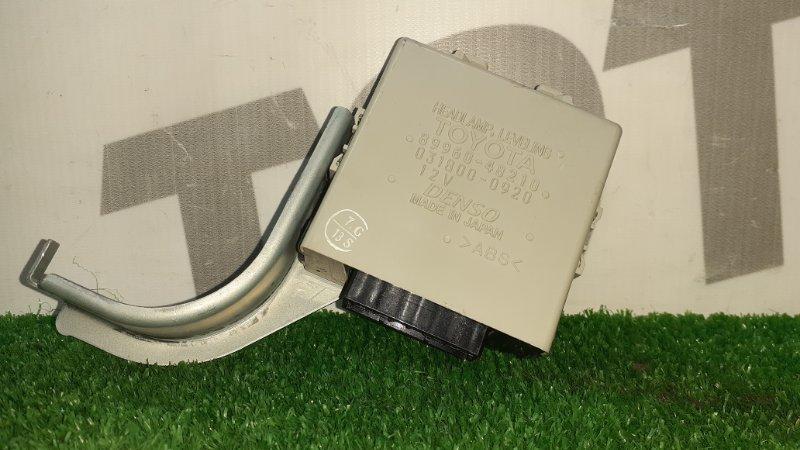 Электронный блок Toyota Kluger MHU28 3MZFE 2005 (б/у)